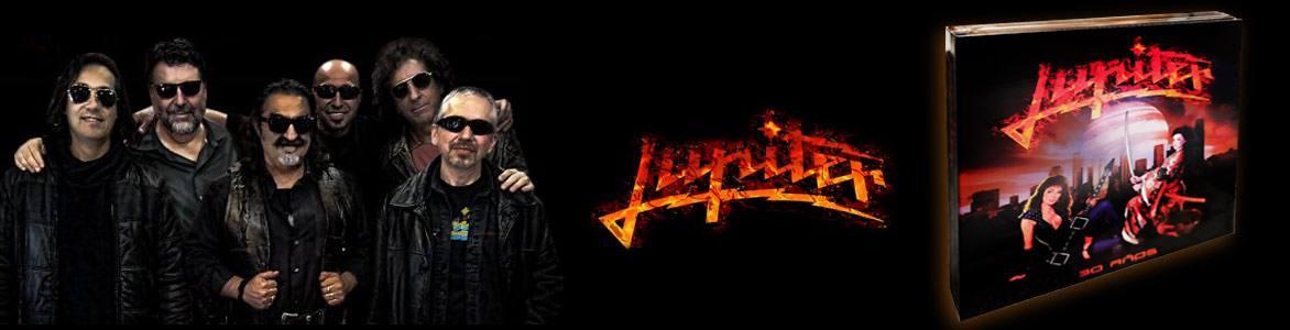 """Jupiter """"30 Años"""" 2CD+DVD"""
